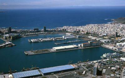 Las Palmas Port