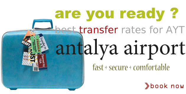 Antalya Airport Transfers